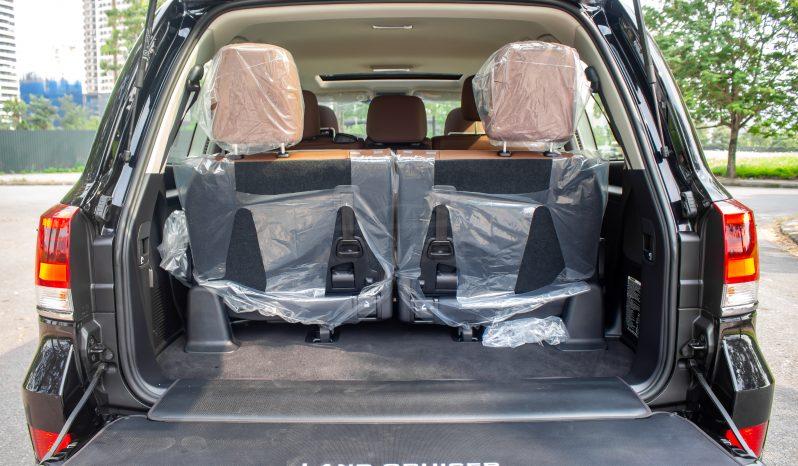 Toyota Land Cruiser 4.5 Diesel Executive Lounge 2021 full