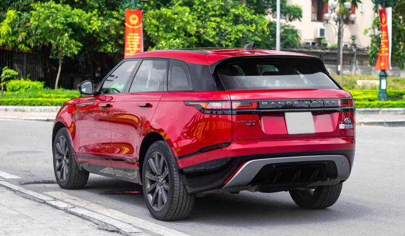 Range Rover Velar R-Dynamic SE 2019 full