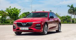 Vinfast Lux A 2.0 Turbo 2020