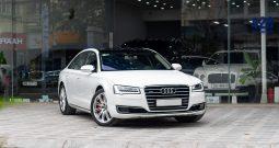 Audi A8L 4.0 TFSI 2015
