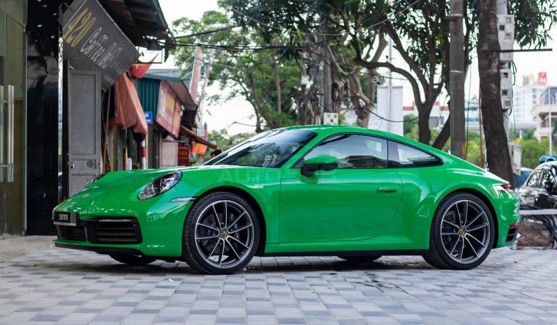Porsche 911 Carrera 2021 full
