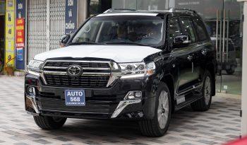 Toyota Land Cruiser VXS V8 5.7L 2021 full