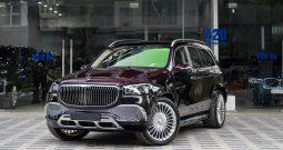 Mercedes GLS600 Maybach 2021